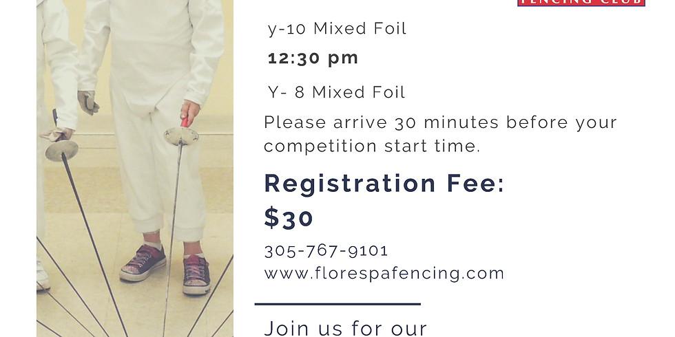Florespa Fencing Club Tournament