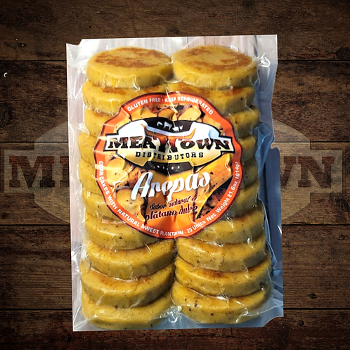Arepas Plantano Dulce MeatTown