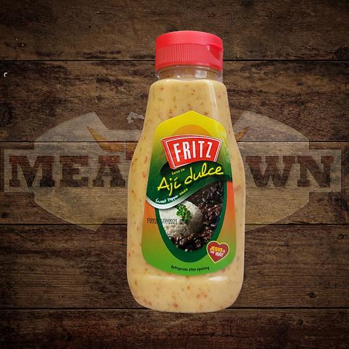 Fritz Salsa de Aji Dulce (Sweet Pepper Sauce)