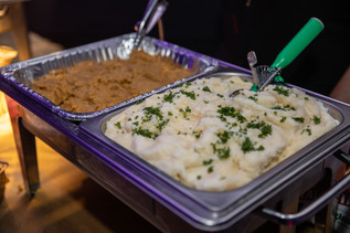 mashed trays catering service