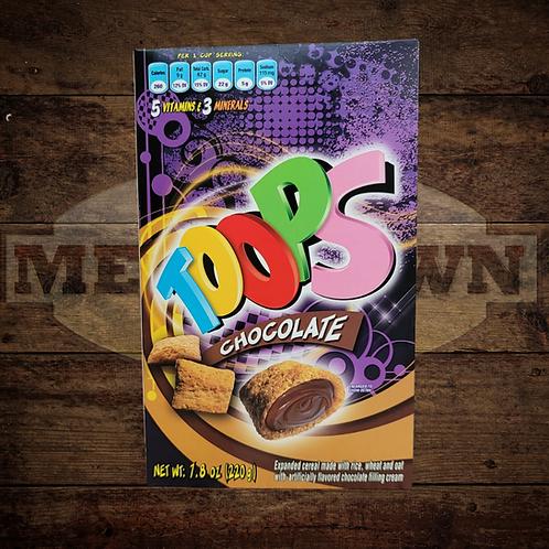 Cereal con chocolate FLIPS Caja