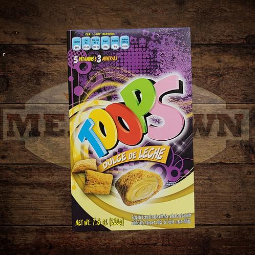 Cereal con Dulce de Leche FLIPS Caja