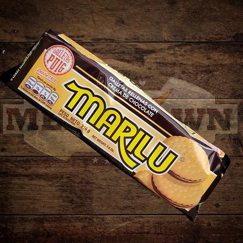 Moises Panadería, galletas Puig Marilu, Chocolate