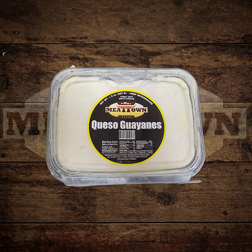 Queso Guayanes