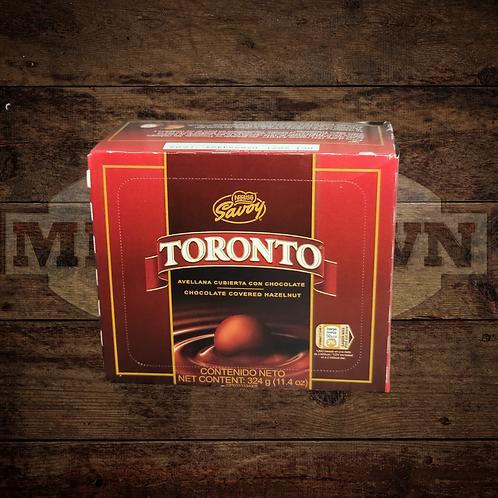 Savoy Toronto Chocolate Box