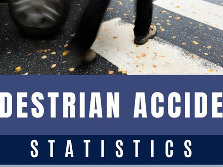 Pedestrian Accident Statistics