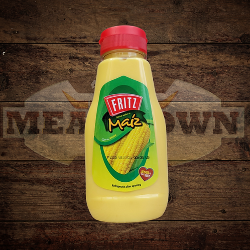 Fritz Salsa de Maiz (Corn-flavored Sauce)