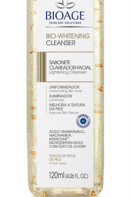 Bio-Whitening Cleanser