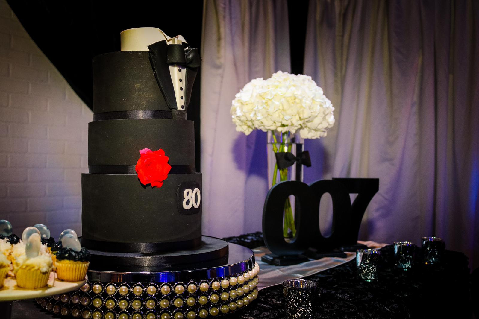 Agent 007 themed party in Kendall Miami