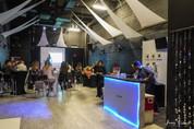drinks bar in social event