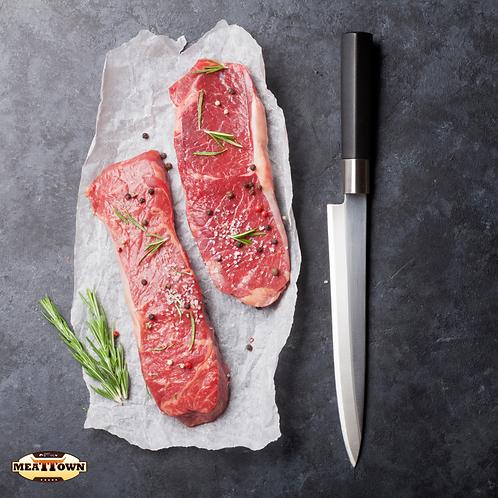 Striploin USDA PRIME New York Steak