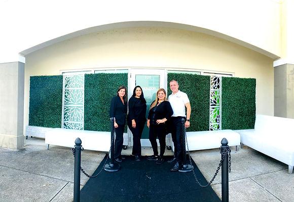 event venue entrance in miami