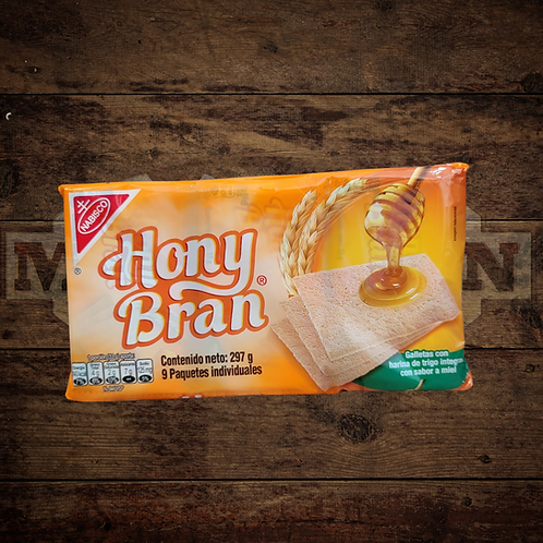Belvita Hony Bran (Honey and Wheat Crackers)