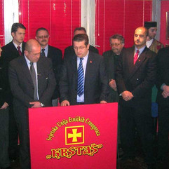 Ištvan Pastor (SVM) i Nenad Stevović