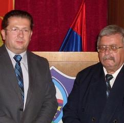Nenad Stevović i Pal Karolj