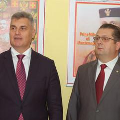 Ivan Brajović I Nenad Stevović
