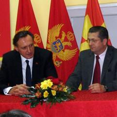 Ranko Krivokapić i Nenad Stevović