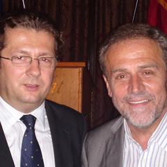 Nenad Stevović i Milan Bandić