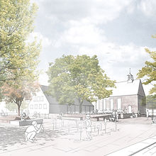 Perspektive - Hafenstraße Kassel