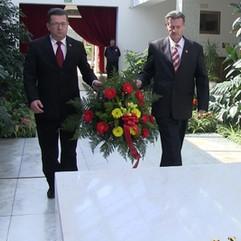 Nenad Stevović i Josip Broz, 2014.