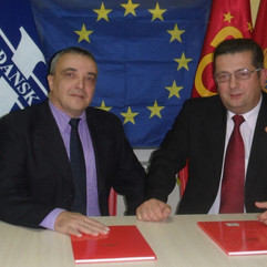 Aleksandar Odžić (VP) i Nenad Stevović