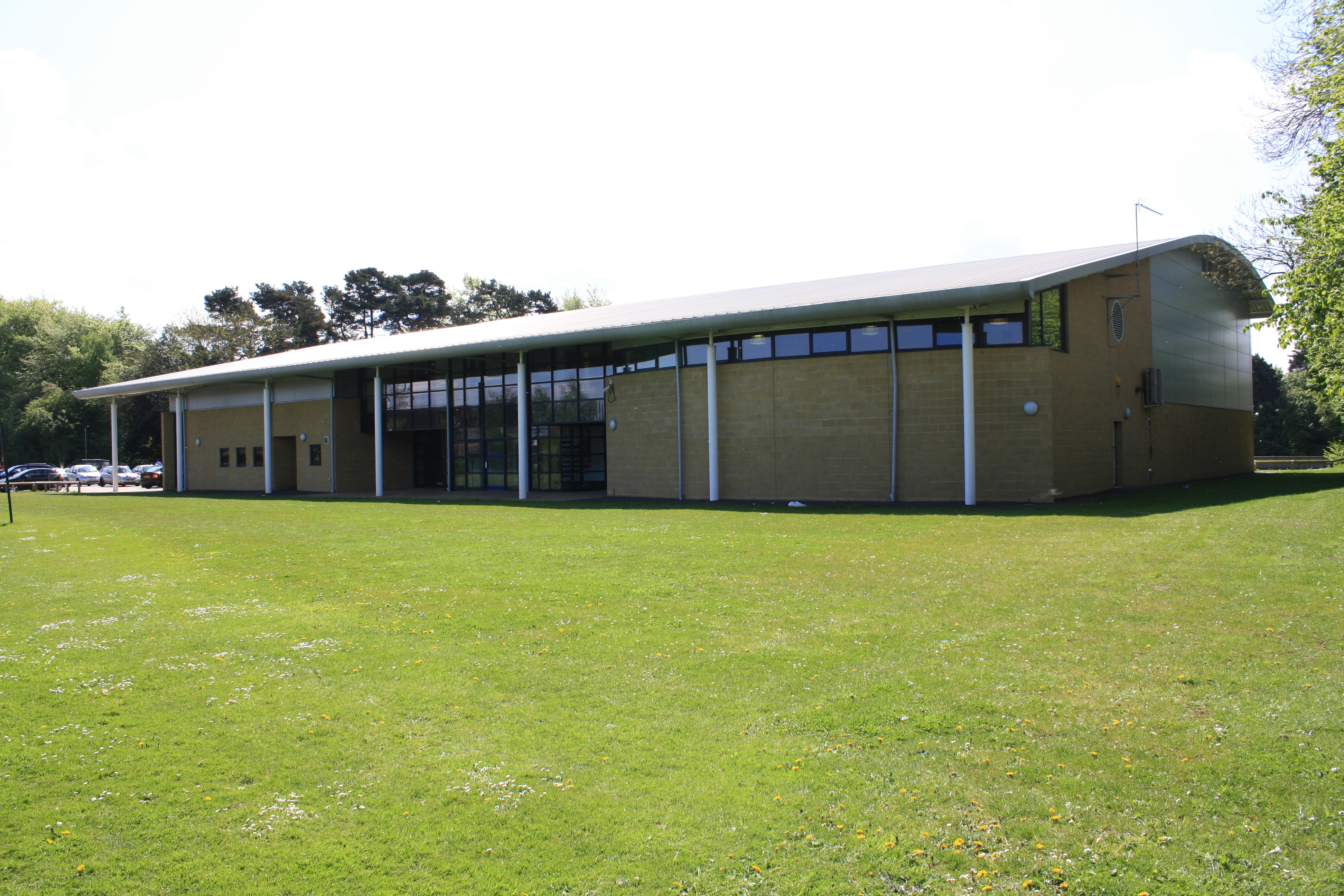 Godalming College Sports Hall