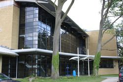 Queen Marys College Art & IT Block