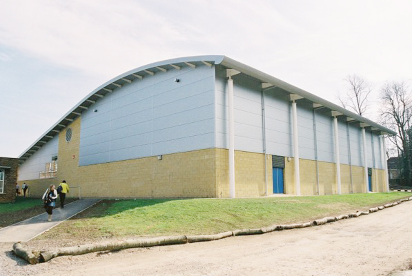 Queen Marys College Sports Hall