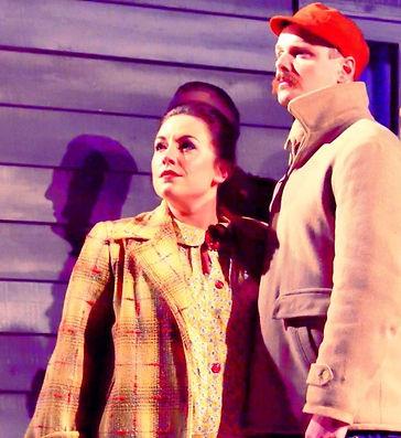 Laura Woods Mezzo Soprano Opera Singer London Opera Holland Park