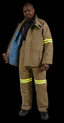 Grass Fire Suit with Q8 front panel ( First attack suit) GS03