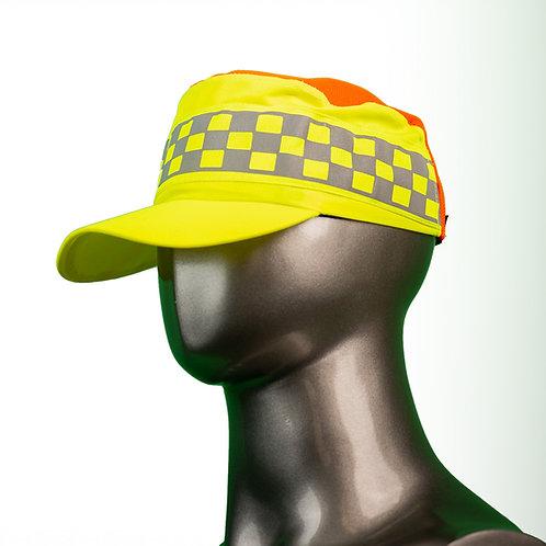 Baseball caps - Hi visibility.