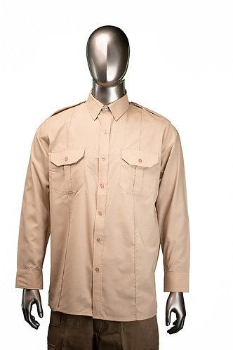 Uniform / Military / Pilot shirt - Long sleeve