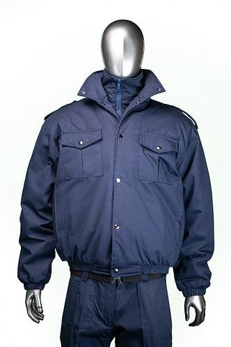 Double collar jacket - Bunny Style - Navy