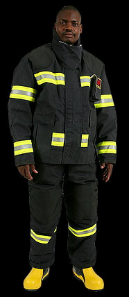 Structural Fire Suit - Bunny Style