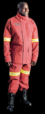 Grass Fire Suit - Single Layer GS1