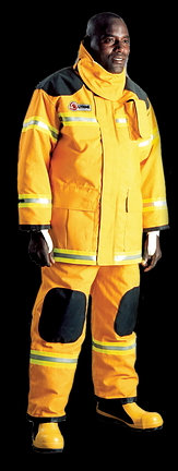Structural Fire suit - Tradition style. Ref: SST1