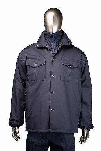 Jacket - Double collar - Hip lenth