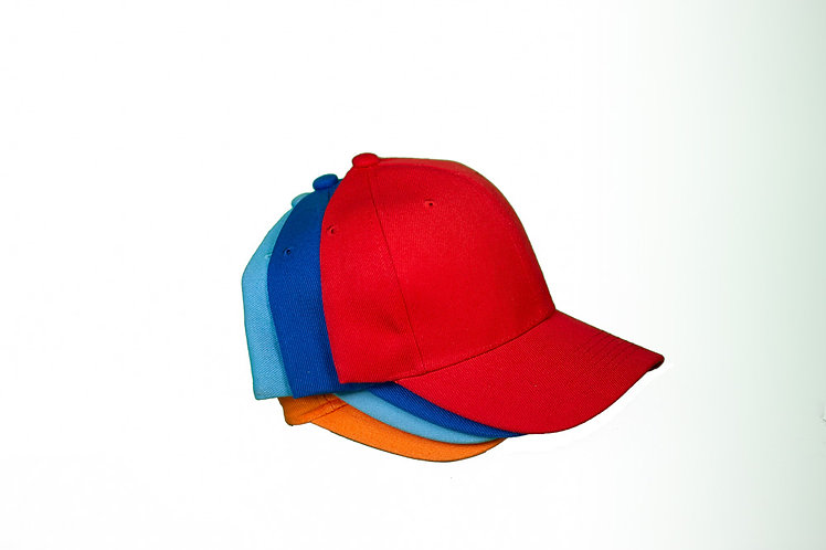 Baseball caps - Various colours