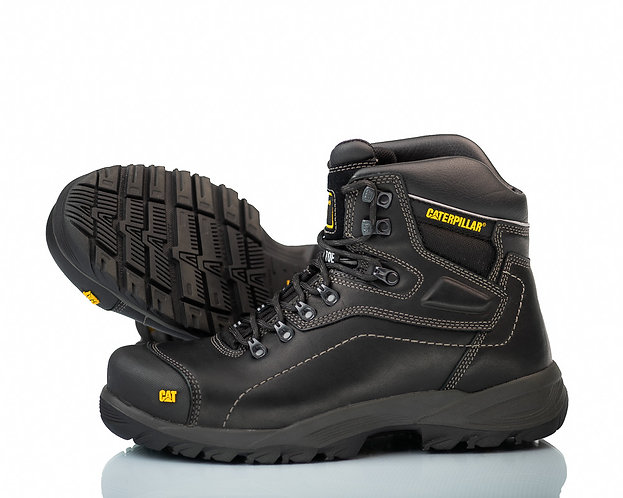 Caterpillar - Diagnostic Hi S3 Safety boot