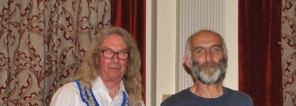 Sidecar Expert 3rd Paul Manning (Bristol