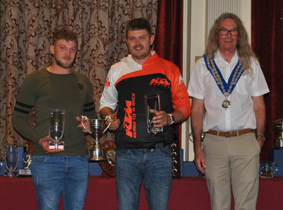 Sidecar Expert 1st Aled Rees and Dan Lew