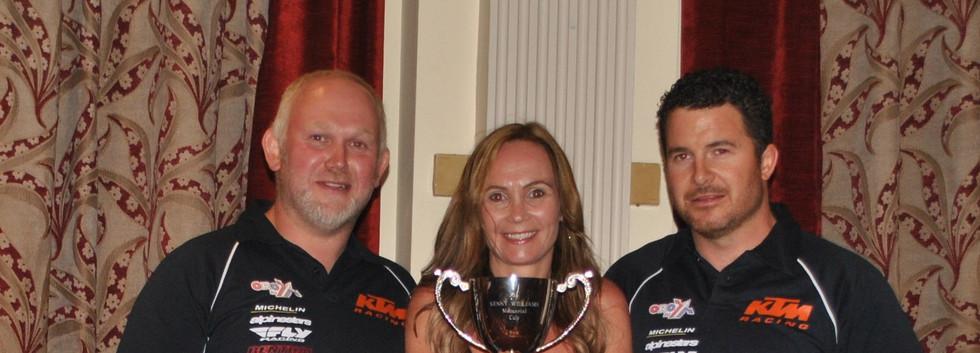 Kenny Williams trophy winners Jonathan W
