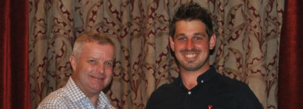 Best Mid-Wales Centre Rider - Charlie Ev