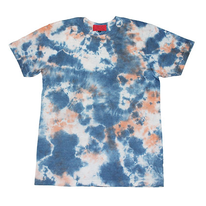 Tie dye 2color rayon Tee  size 1