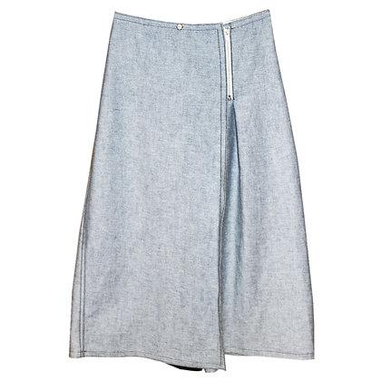 Wrap gaucho Pants