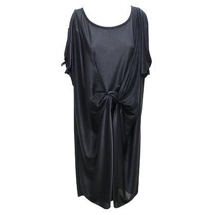 Ribbon connect tunic Dress