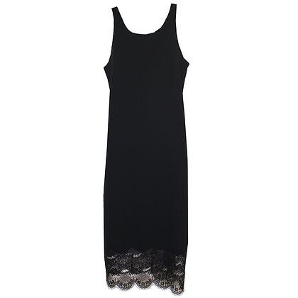 Scallop lace camisole Dress