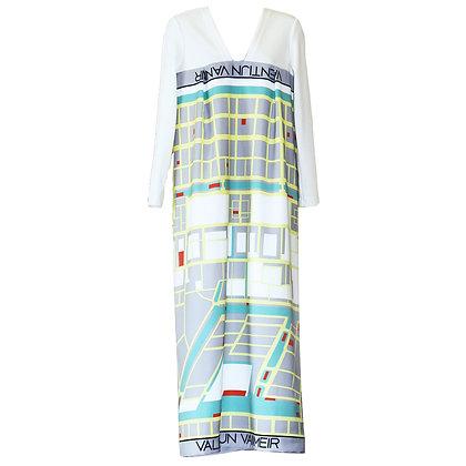 NIHONBASHI MAP DRESS