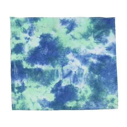 Tie dye 2colorHandkerchief  A