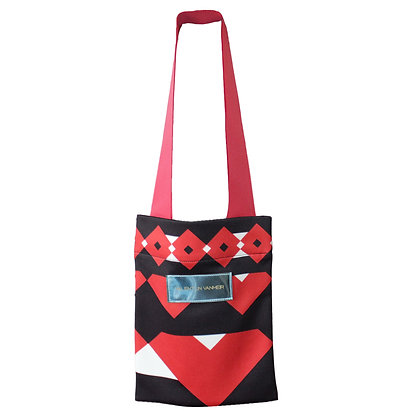 Logo argyle B5 Bag